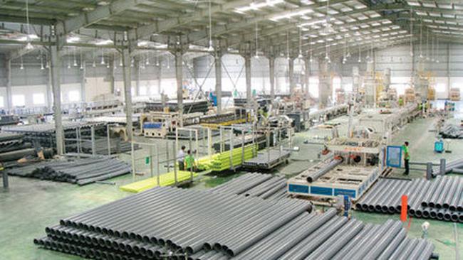 Nhập siêu ngành nhựa giảm750 triệu USD do giá dầu giảm