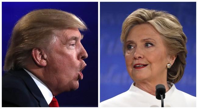Đọc vị Hillary Clinton và Donald Trump qua ngôn ngữ cơ thể