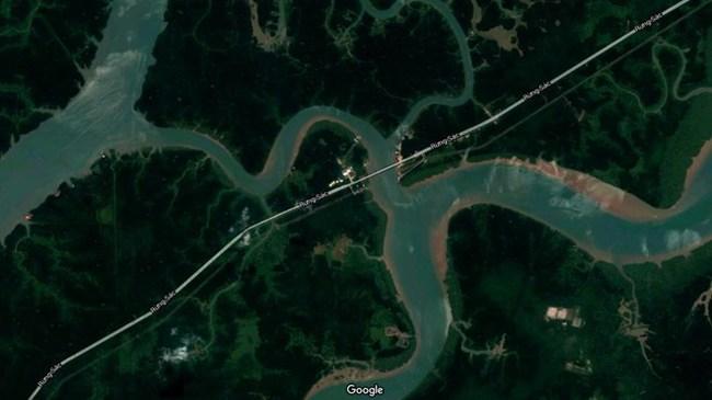 Đề xuất làm tuyến đường huyết mạch của huyện Cần Giờ trị giá 2.100 tỷ đồng