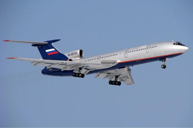 Máy bay của Bộ Quốc phòng Nga chở ít nhất 70 người mất tích khỏi radar
