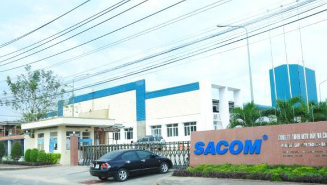 Sacom thoái vốn khỏi liên doanh Cáp Taihan-Sacom mang về lợi nhuận 58,5 tỷ đồng