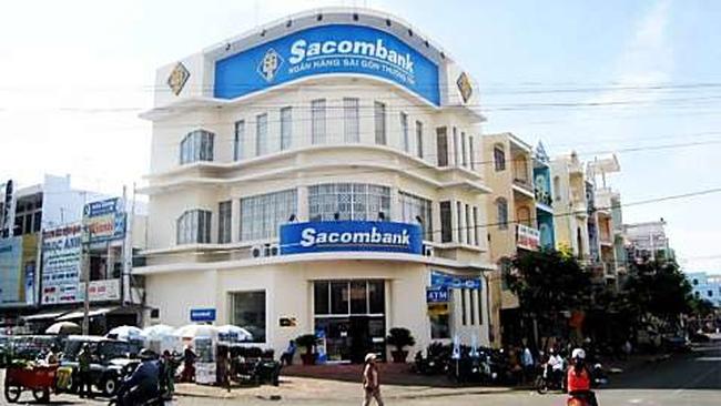 Chi phí trả lãi tiền gửi tăng đột biến, lợi nhuận quý 1 của Sacombank giảm 75% so cùng kỳ