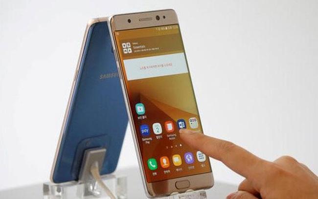 Hàng không Việt Nam dừng cung cấp dịch vụ sạc pin trên máy bay với Galaxy Note 7