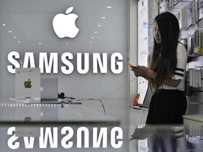 Samsung lại kháng cáo, đòi không trả 120 triệu USD cho Apple