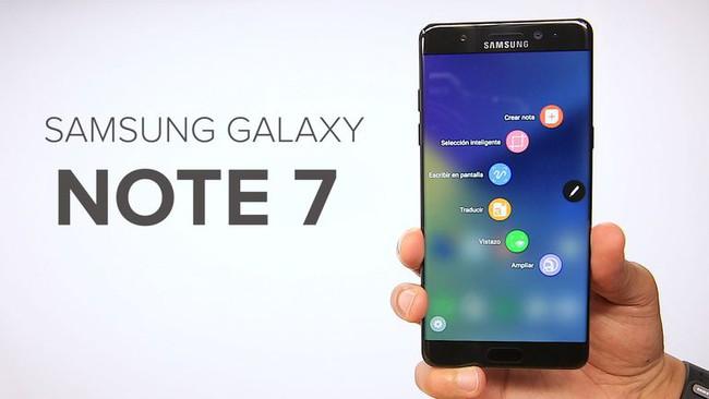 Sự cố Galaxy Note 7 ít ảnh hưởng đến kim ngạch xuất khẩu