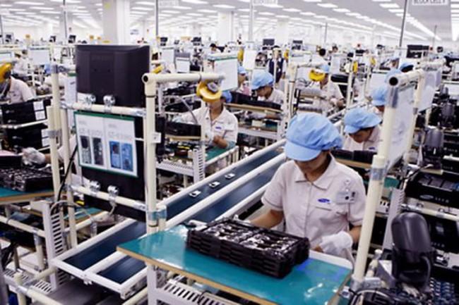 Thái Nguyên đứng thứ 4 cả nước về xuất khẩu