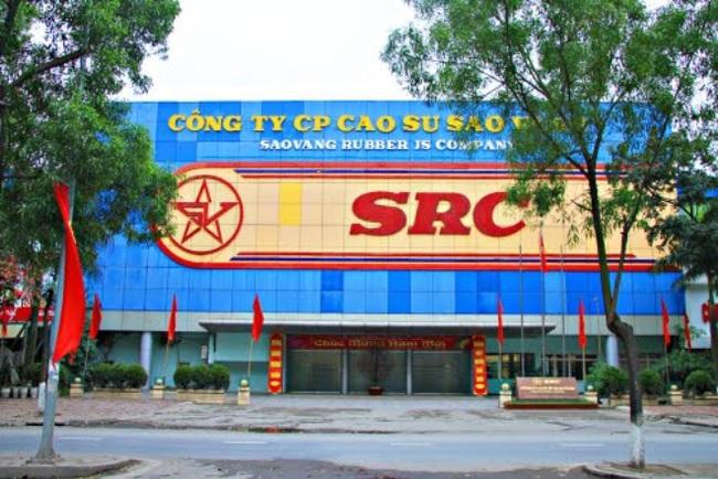 Cao su Sao Vàng quyết định phát hành cổ phiếu thưởng tỷ lệ 40%