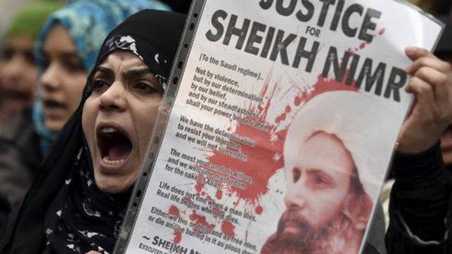 Saudi Arabia dừng các chuyến bay và quan hệ thương mại với Iran