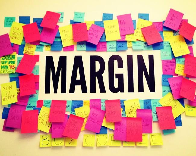 Đừng sợ margin!