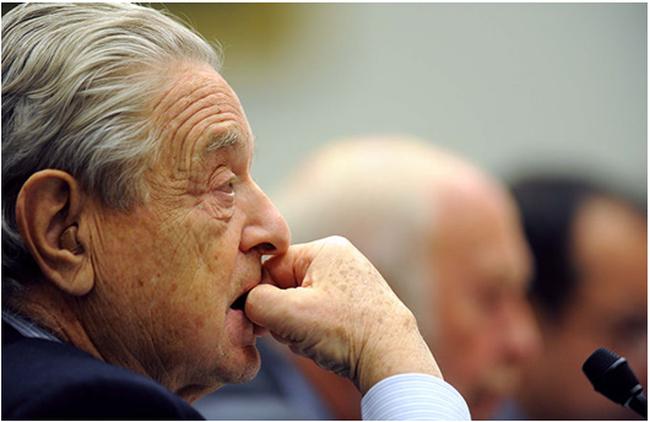 George Soros: Trước bình minh bao giờ cũng là màn đêm đen tối nhất