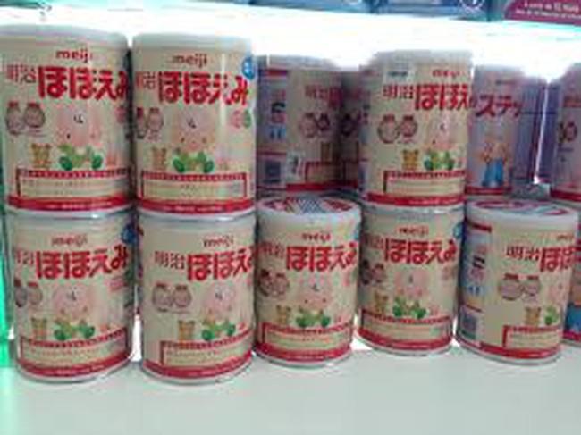 Sữa Nhật nhập khẩu đạt tiêu chuẩn Việt Nam