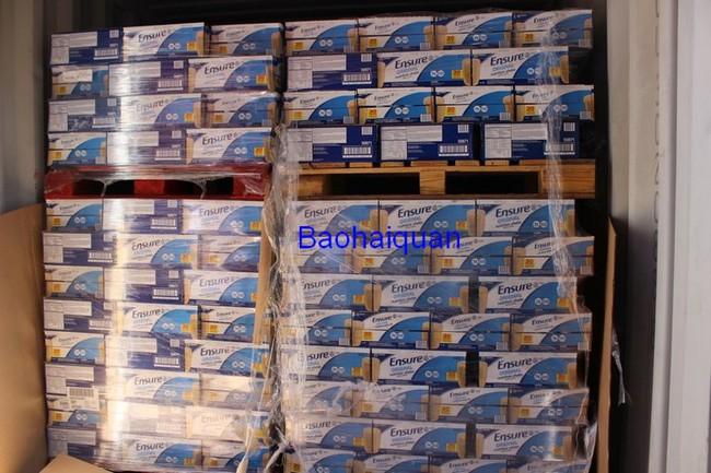 Đề nghị đưa sữa Ensure vào Danh mục cấm nhập khẩu