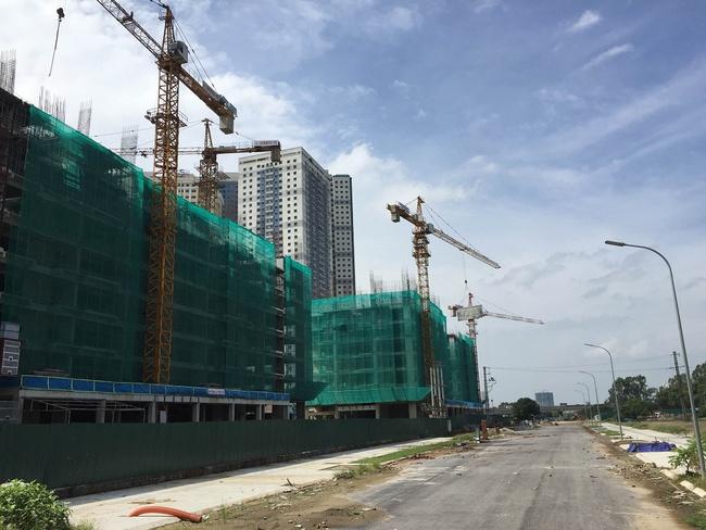 Cận cảnh nguồn cung chung cư mới nhất dọc trục vành đai 3 Hà Nội