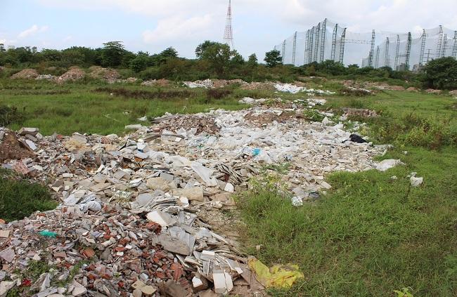 Mai Linh rút khỏi Thủ Thiêm về với dự án vẫn còn hoang sơ trên đất vàng thủ đô?