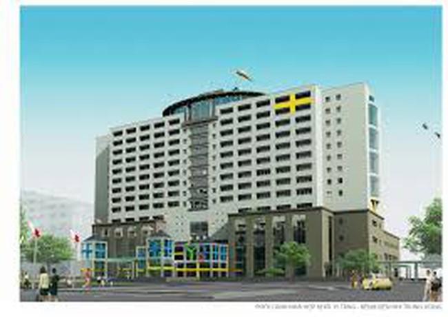 Xây dựng cơ sở II Bệnh viện Nhi TW tại Quốc Oai (Hà Nội)