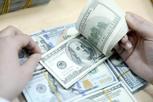 Tỷ giá trung tâm ngày 12/1: Tăng tiếp 2 đồng lên 21.913 đồng