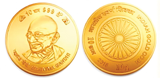 Khi vàng chuyển thành tiền ở Ấn Độ
