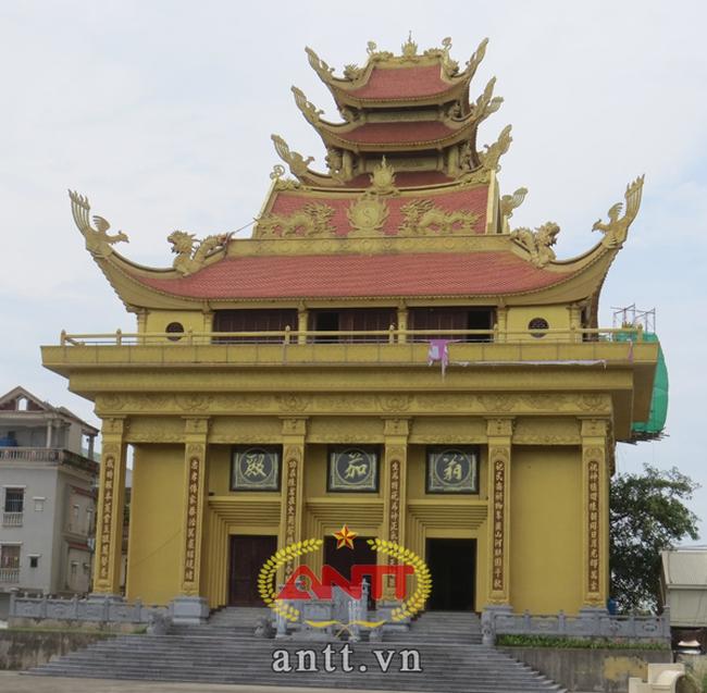 Mua nửa làng Mẹo, đại gia bia Thái Bình xây lăng mộ lớn nhất Việt Nam