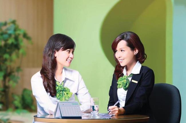 Thu nhập trung bình của nhân viên Vietcombank hơn 24 triệu đồng/tháng