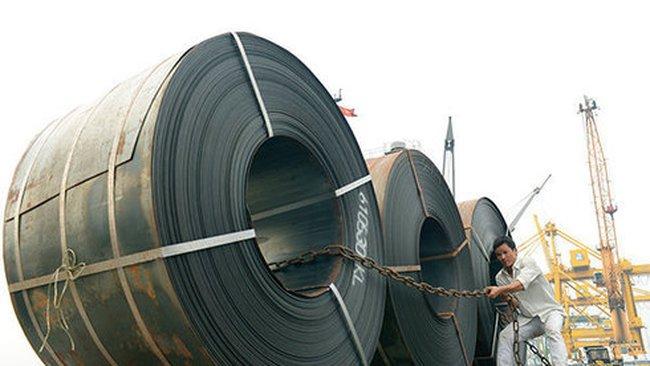 Tăng mạnh thuế chống bán phá giá thép nhập từ Trung Quốc