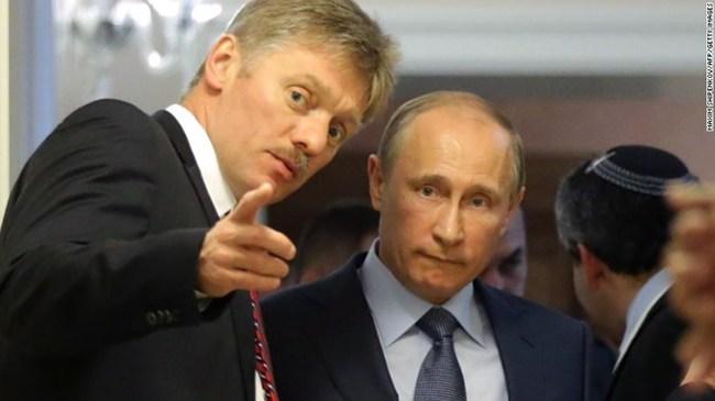 Mỹ xin lỗi Tổng thống Putin vụ Hồ sơ Panama