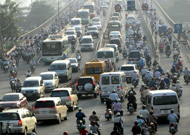 Thu phí đường bộ ước đạt 6.000 tỷ đồng