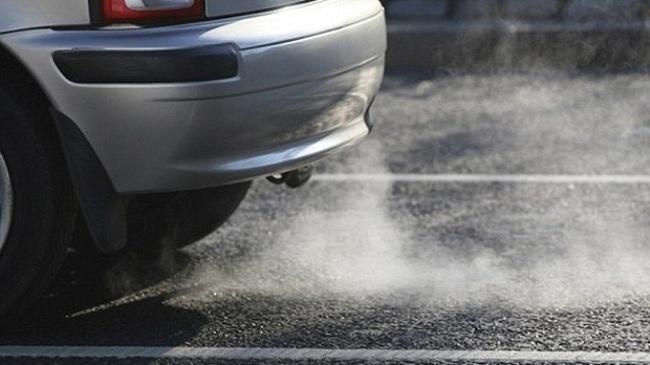 Thu phí thử nghiệm khí thải đối với ô tô dưới 7 chỗ từ ngày 25/1
