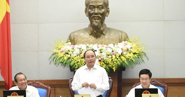 Thủ tướng: Nếu không đạt tăng trưởng sẽ ảnh hưởng đến nợ công