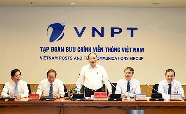 Thủ tướng muốn VNPT tìm người tài chứ không phải tìm người nhà khi tái cơ cấu