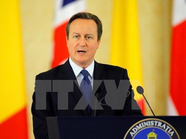 Anh cho phép quan chức chính phủ vận động rời khỏi EU