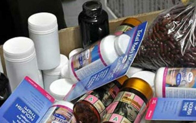 Hàng chục nghìn hộp thực phẩm chức năng giả suýt lưu thông trên thị trường