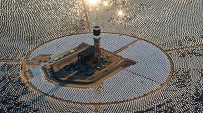 Xây dựng Nhà máy điện mặt trời 66 triệu USD
