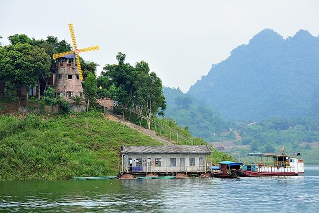 Đến 2020, Khu du lịch Hồ Hòa Bình trở thành Khu du lịch quốc gia