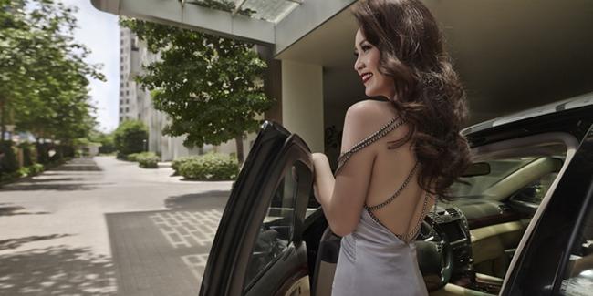 Hoa hậu, người mẫu, ca sĩ nổi tiếng...ồ ạt tấn công bất động sản