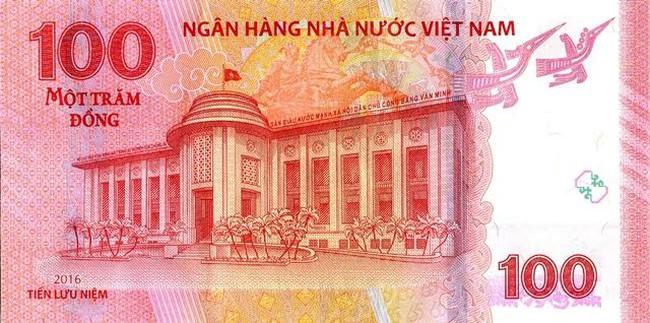 Phát hành tiền mệnh giá 100 đồng để…lưu niệm