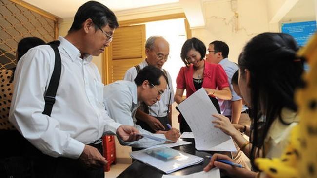 TP.HCM: Chỉ 9 người tự ứng cử đại biểu Quốc hội được tín nhiệm