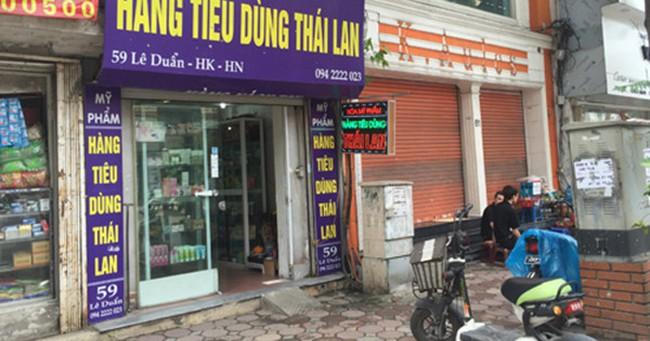 Hàng tiêu dùng Thái Lan đang chiếm lĩnh thị trường Việt