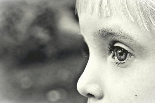 Hãy học trẻ thơ định nghĩa giàu nghèo