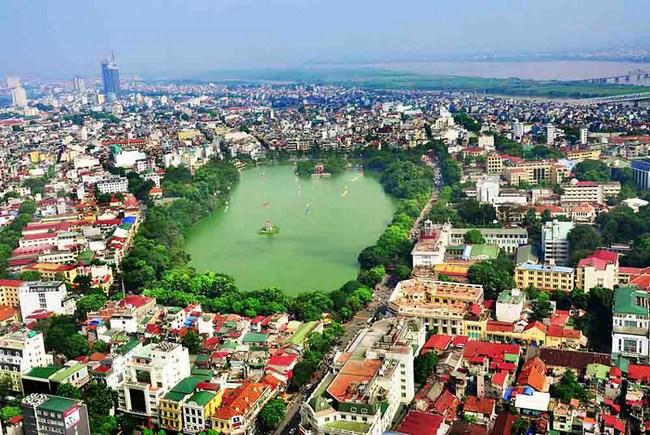 """42 dự án """"đổ bộ"""" vào quận Hoàn Kiếm năm 2016"""