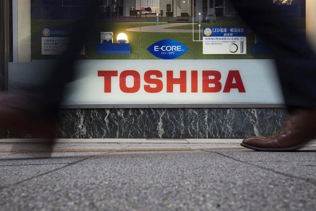 Riêng 1 mảng kinh doanh của Toshiba tại Mỹ thua lỗ 4 tỷ USD