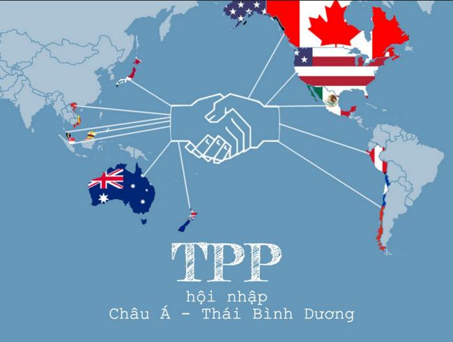 Tại sao Việt Nam lại chọn TPP?