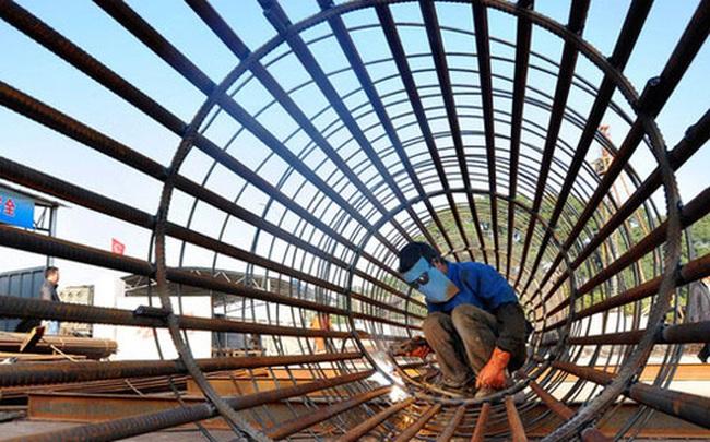 Ngành thép Trung Quốc lãi cao trong nửa đầu 2016