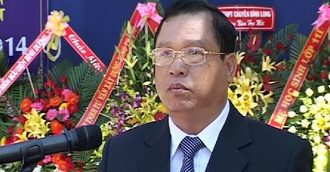 Phê chuẩn Chủ tịch, Phó chủ tịch UBND tỉnh Bình Phước