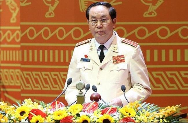 Toàn văn tham luận do Đại tướng Trần Đại Quang trình bày tại Đại hội Đảng 12