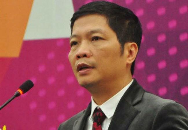 Ông Trần Tuấn Anh giữ chức Bộ trưởng Bộ Công thương