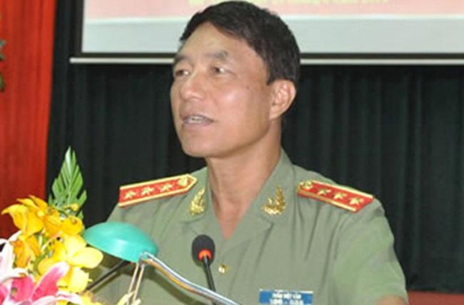 Thứ trưởng Công an Trần Việt Tân nghỉ hưu