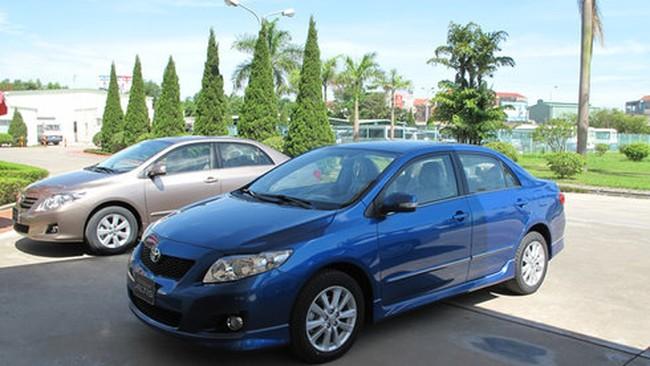 Toyota Việt Nam triệu hồi 19.616 xe Corolla, Vios và Yaris