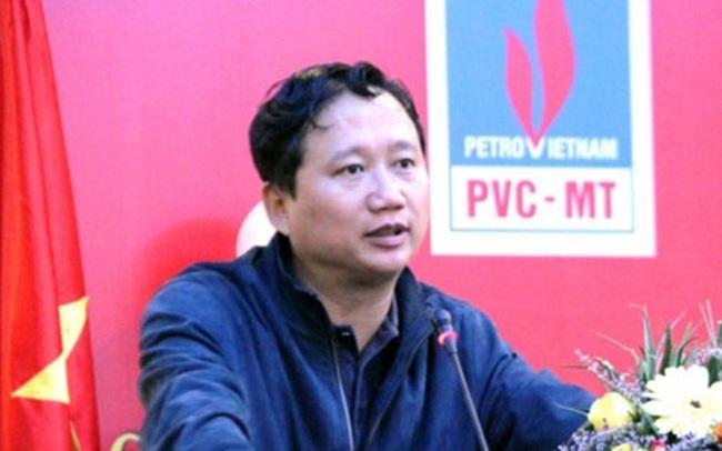 Không công nhận tư cách đại biểu Quốc hội của ông Trịnh Xuân Thanh