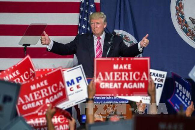 Kinh tế toàn cầu sẽ nguy khó nếu ông Trump thắng cử