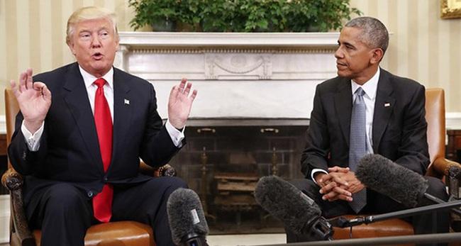 """Ông Trump sẽ """"xóa sổ"""" 70% chính sách của chính quyền Obama?"""